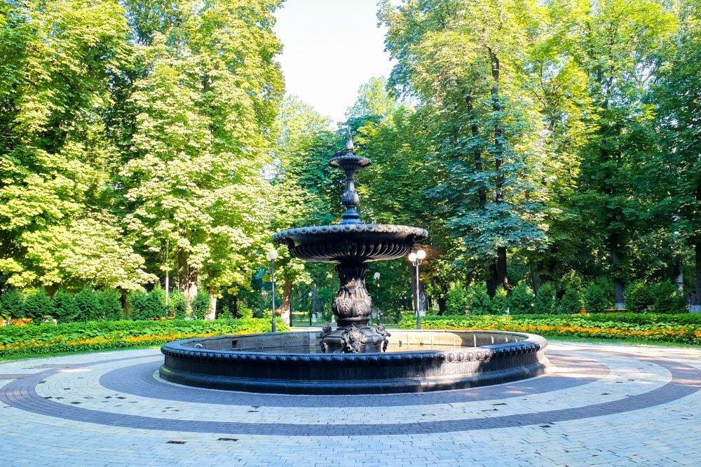 Mariinsky Park Kijevā
