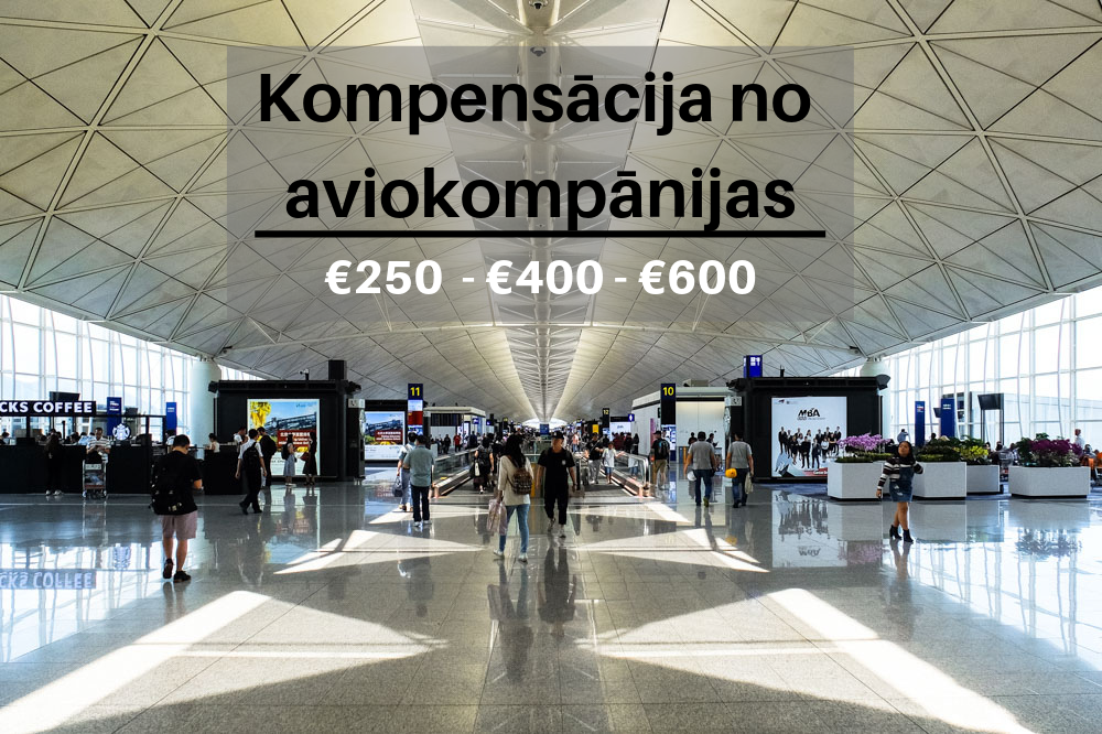 Kompensācija no aviokompānijas