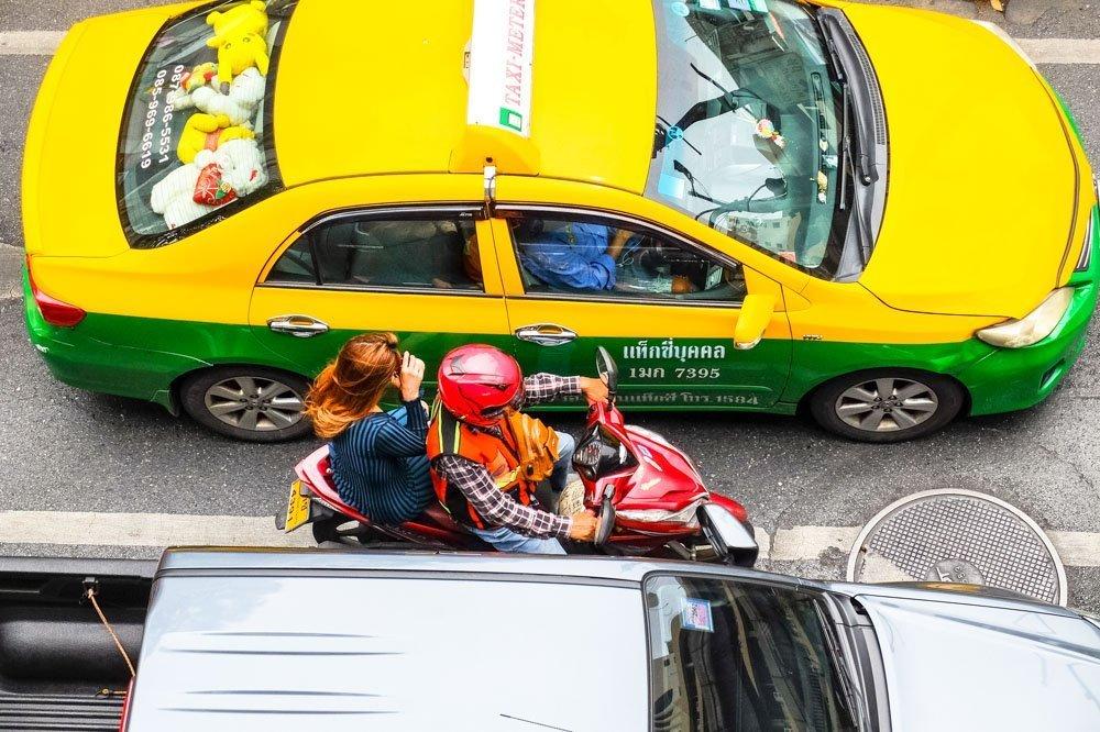 Taksometrs Bangkokā
