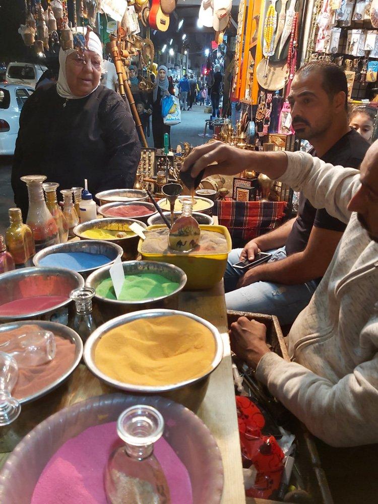 Pilsētas ielās - Jordānija