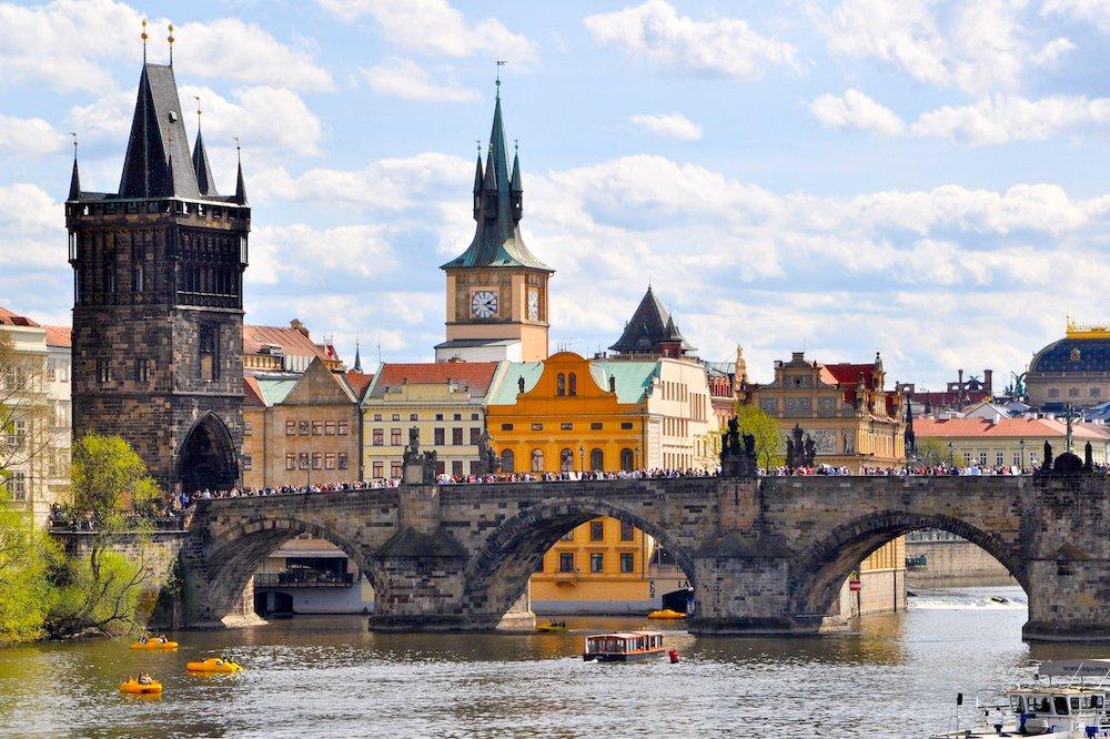Kārļa tilts Prāgā