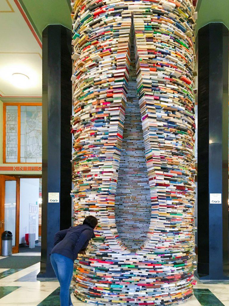 Prāgas bibliotēka