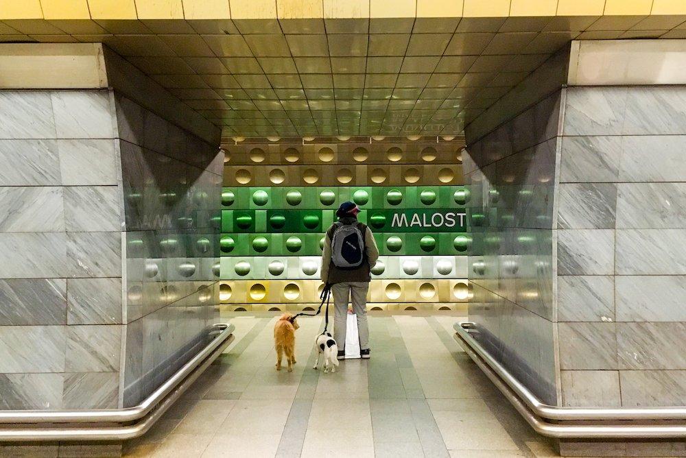 Prāgas metro