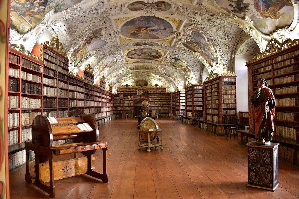 Strahovas klosteris, Prāga