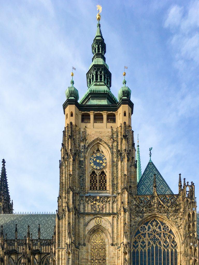 Svētā Vita katedrāle Prāgā