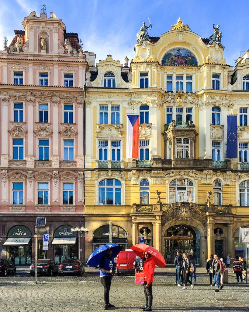Vecpilsētas laukums, Prāga